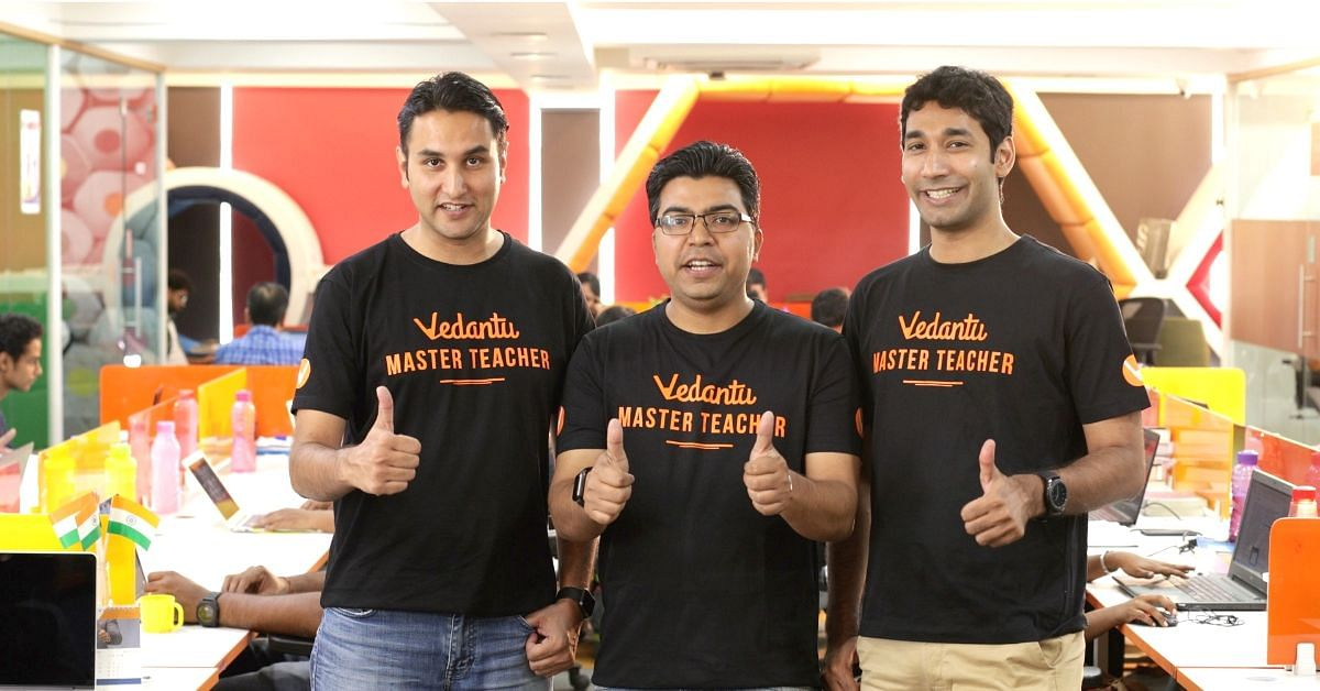 Meet 3 IITians Using Live Tutoring to Prepare 15,000 Students for JEE, Other Exams