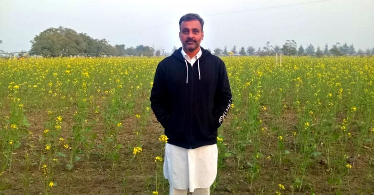 This Punjab Lawyer Traded a Rs 1.5 Lakh/Month Package to Create a Lush Eco-Farm