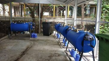 Mumbai sustainable home waste management organic garden inspiring india
