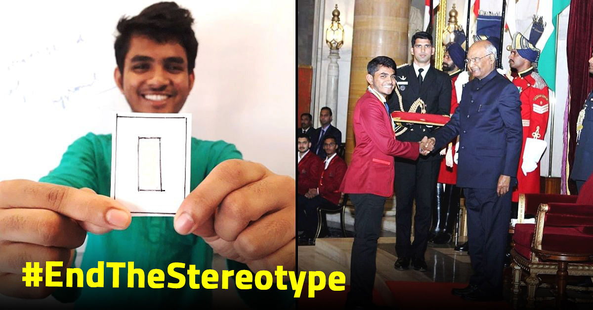 Just Rs 2 Could Detect Malnutrition, Thanks to This Award-Winning 18-YO Student!