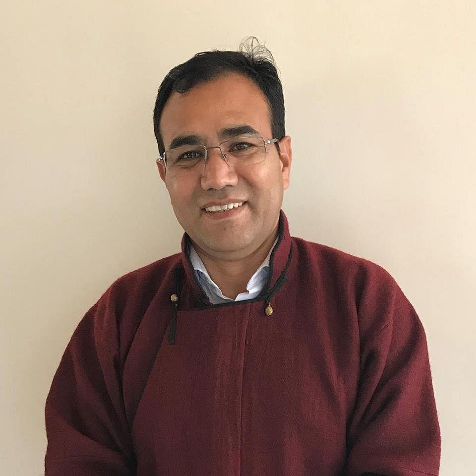 Dr Tsering Stobdan