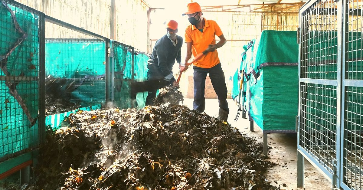How 6000 Residents in a Gurugram Society Segregate 1900 Kgs of Waste Every Day!