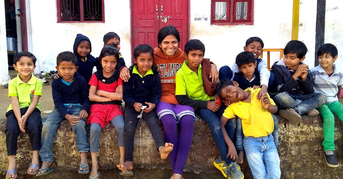 How This Investment Banker Turned Educationist Is Empowering over 200 Tribal Kids