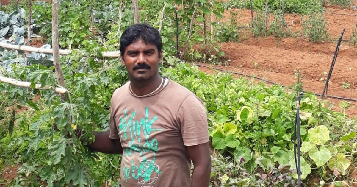 Bengaluru Man's Venture Lets You Rent a Farm for Rs 2/Sq Ft & Grow Your Own Veggies!