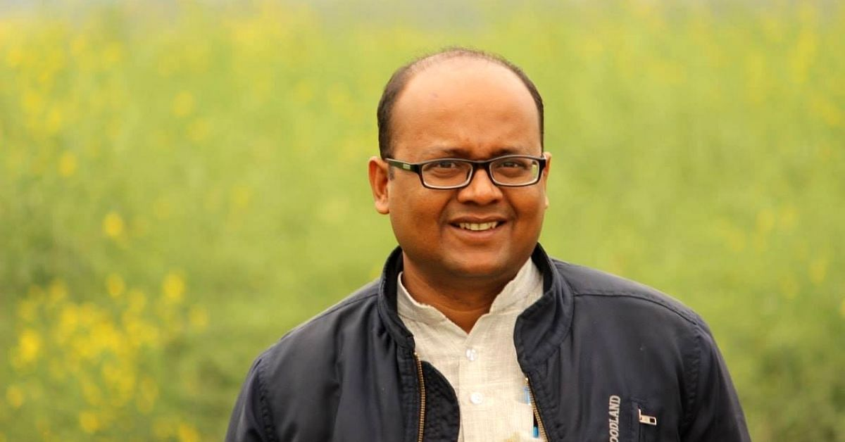 IIM Topper Raises Crores Selling Veggies to Help 35000 Bihar Farmers!