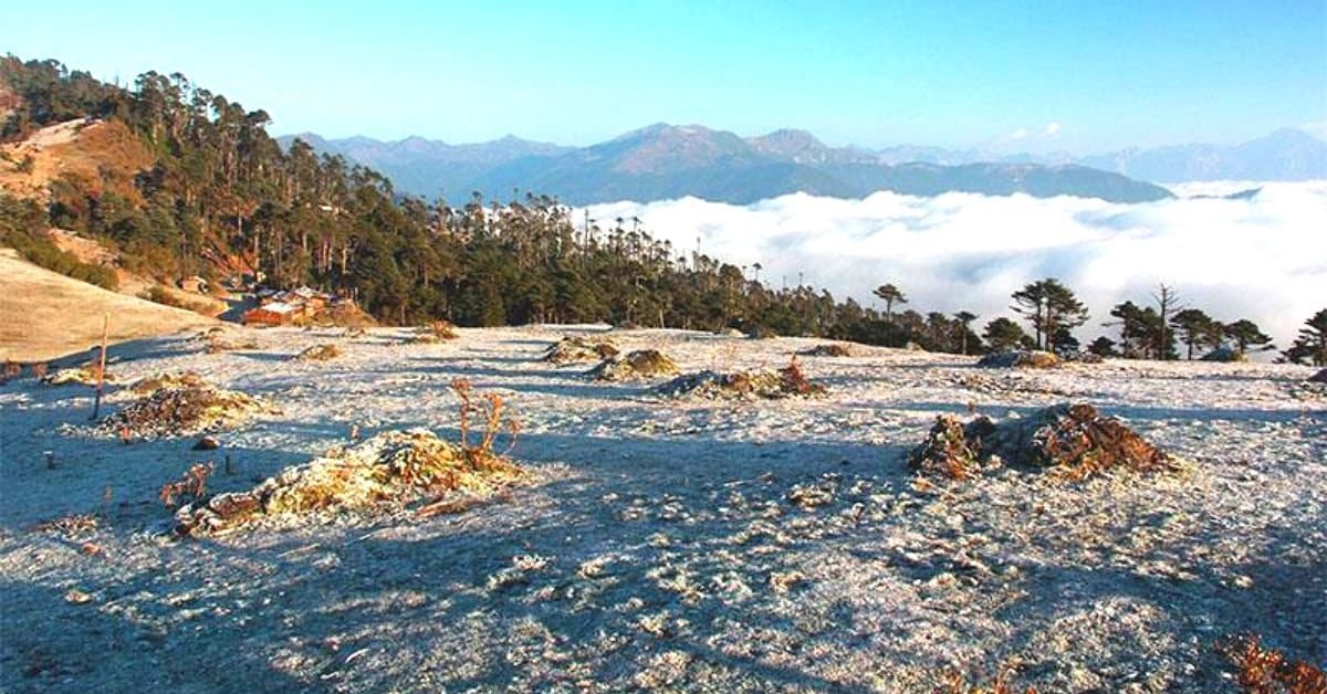 Along the Bhangajyang Lakes Trek. (Source: Kipepeo)