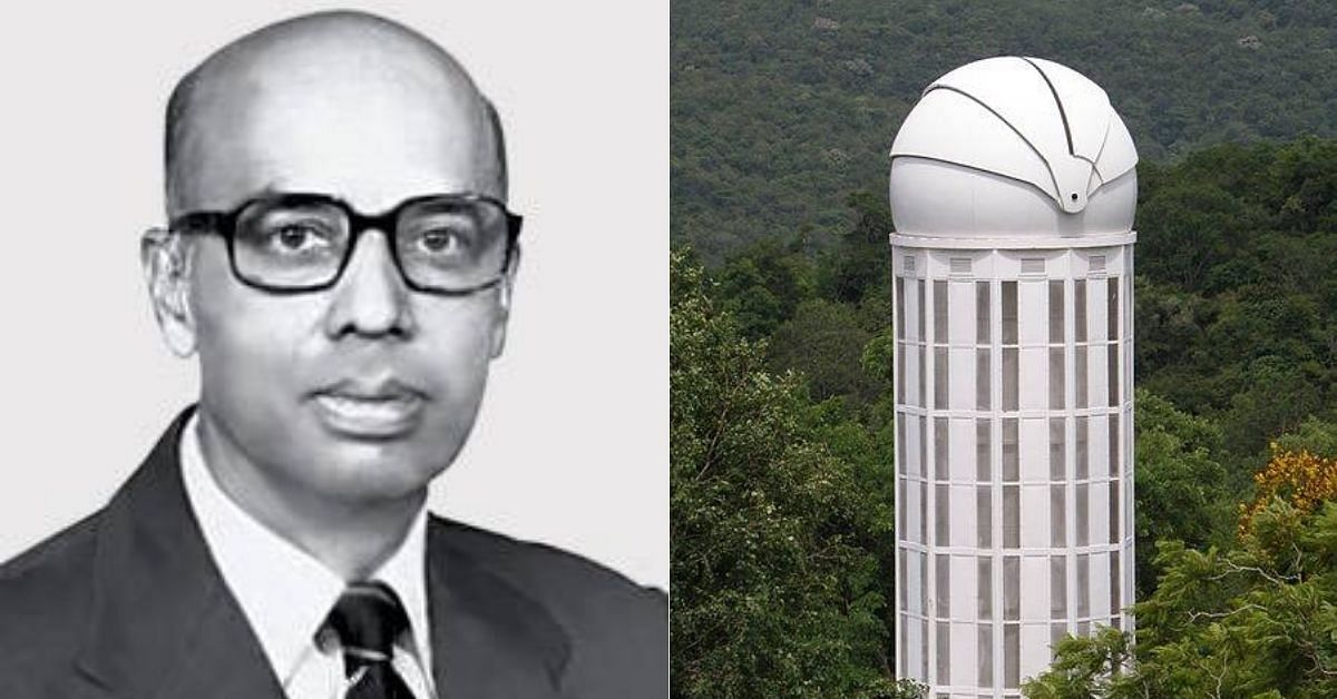 MK Vainu Bappu: The Only Indian to Have a Comet & an Asteroid Named After Him