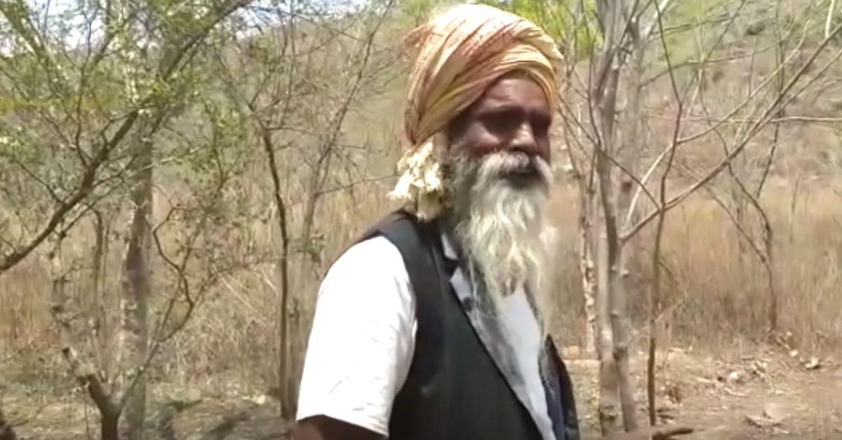 11 Years, 40,000 Trees & a 'Crazy' Hero: Meet Chitrakoot's Tree Man