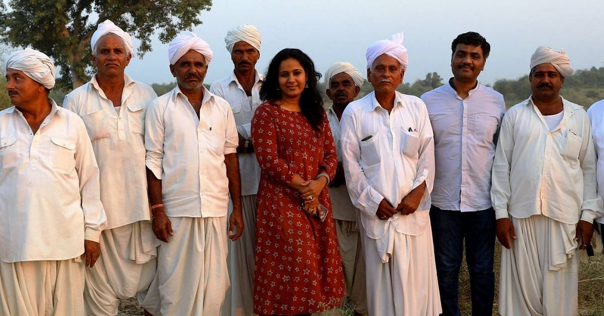 In Just 2 Years, This Gujarat Woman Revived 87 Lakes In Tribal Villages