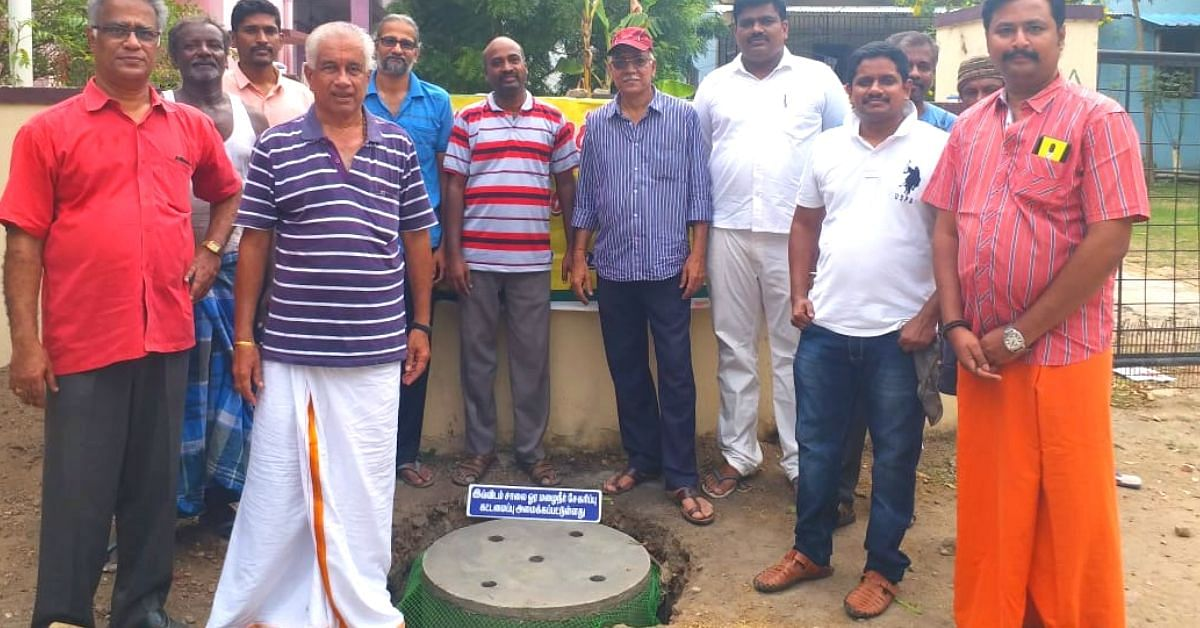These Chennai Folks Are Doing Roadside Rainwater Harvesting to Recharge Groundwater!