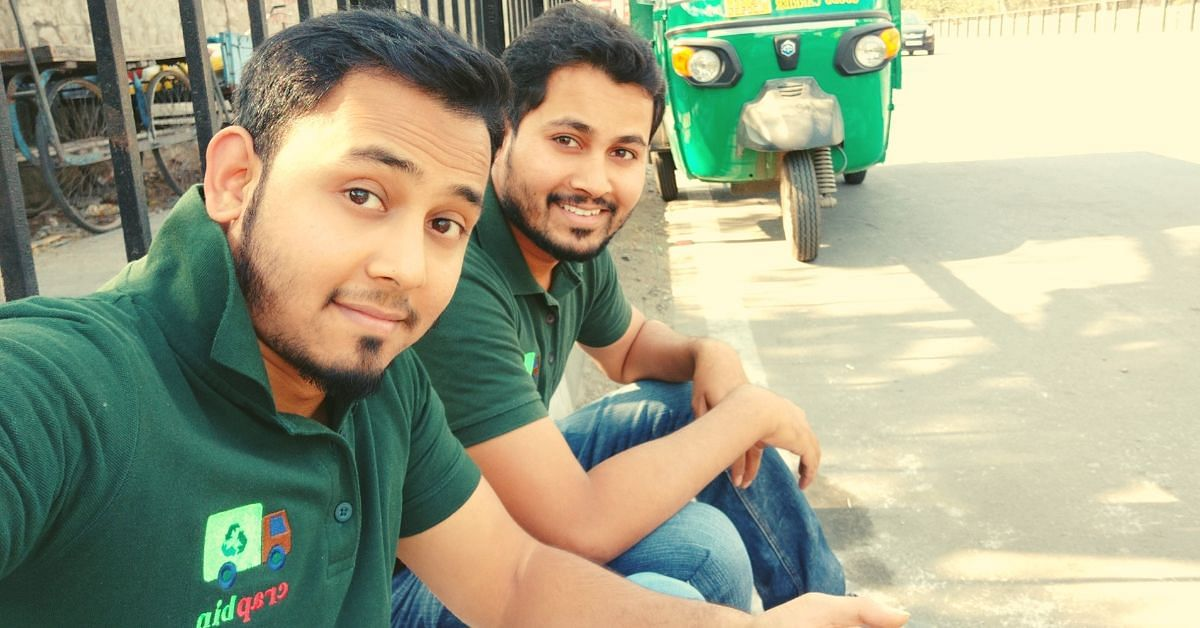 Waste Online! New Hyderabad Startup Saves 45K Trees, Recycles 470 Tons in 8 Months