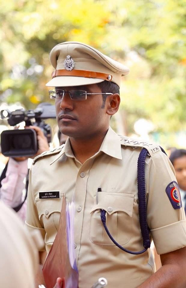 IPS officer Harssh A Poddar