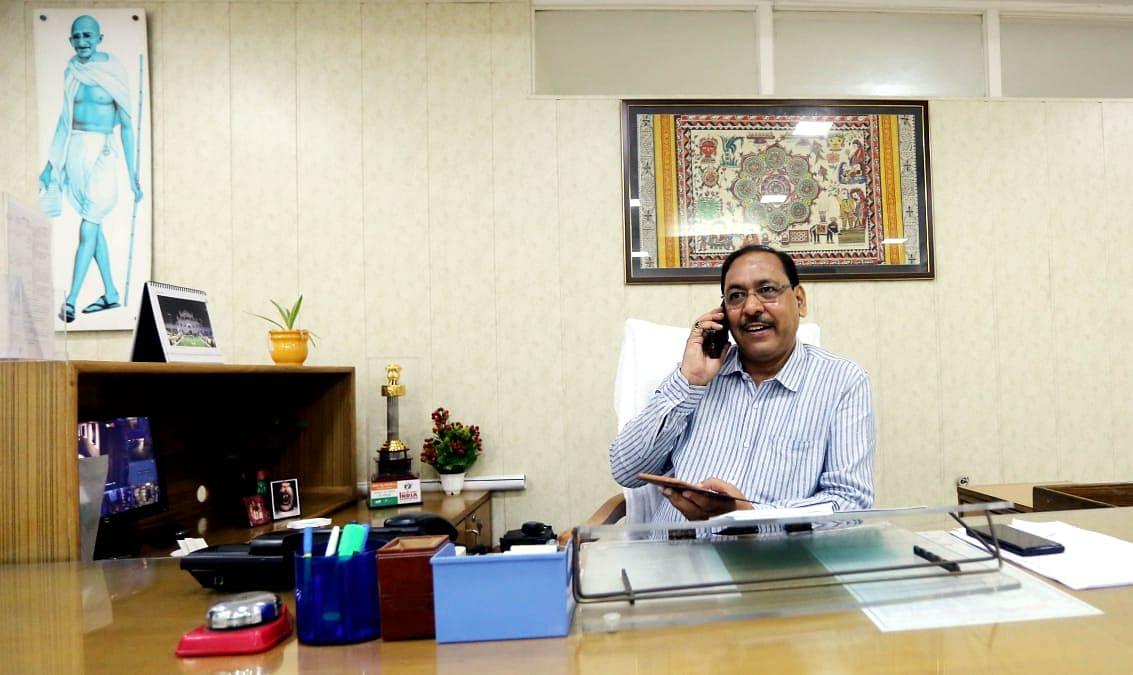 Ajay Shankar Pandey