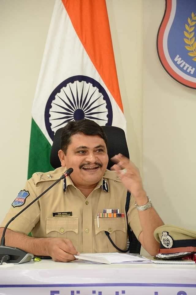 Commissioner Mahesh Bhagwat