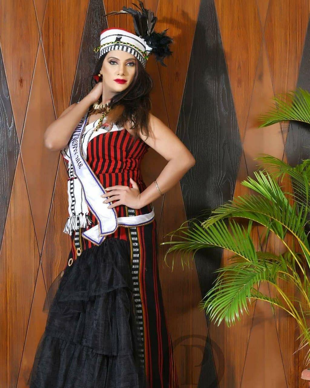 The stunning Ms Naaz Joshi.