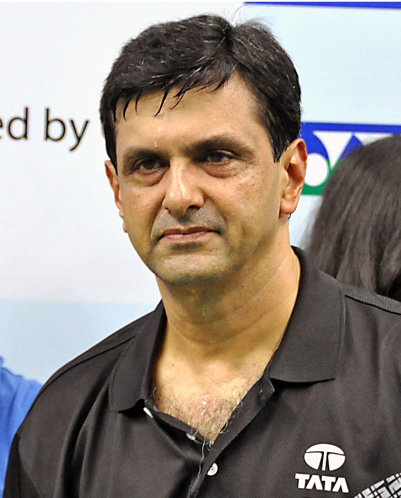 Prakash Padukone (Source: Wikimedia Commons)