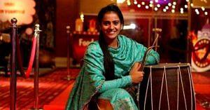 Punjab girl smashing stereotypes youngest female dhol player india (1)