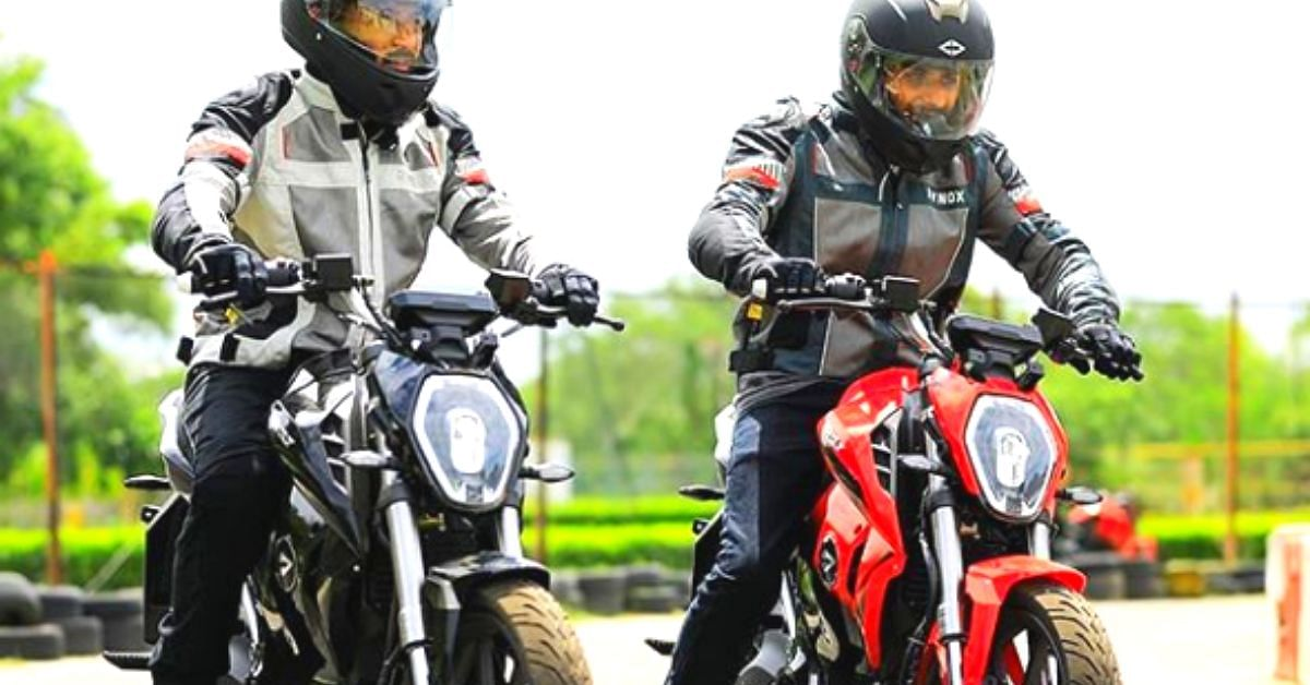 150 Km on 1 Charge: Meet Revolt RV400, India's First AI-Enabled Electric Motorcycle