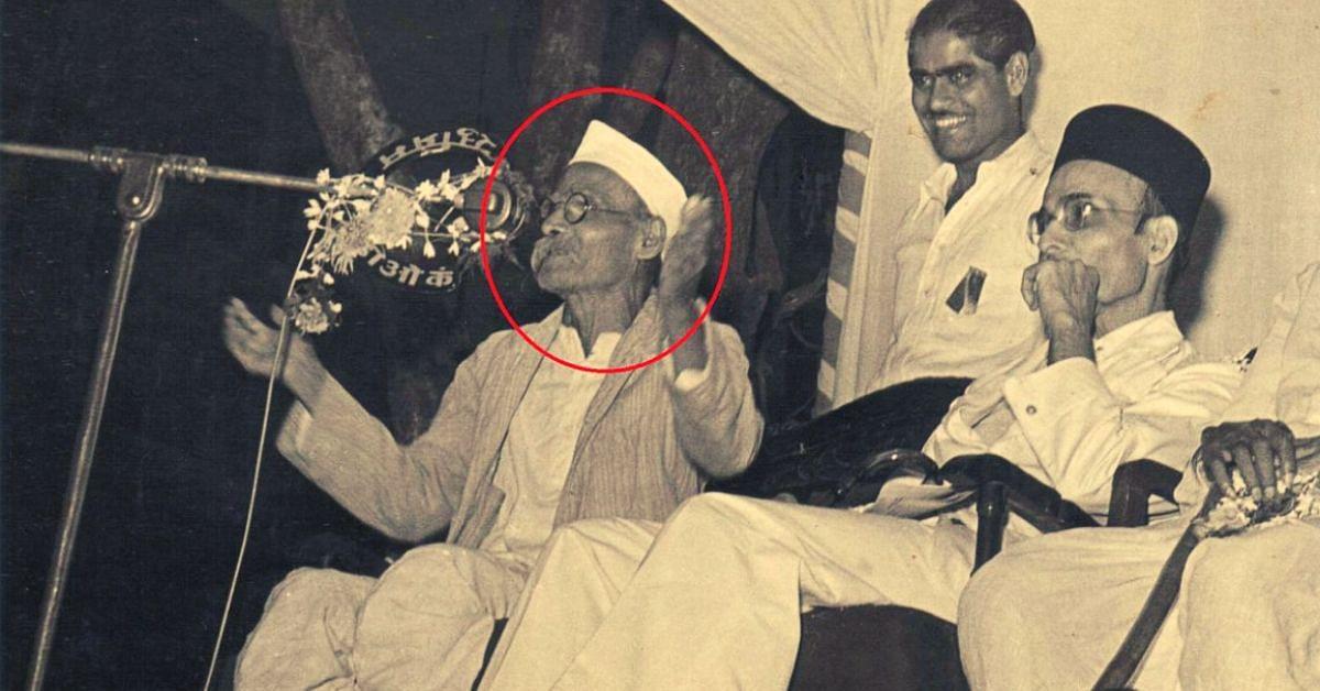 Senapati Bapat, The Unsung Compatriot of Gandhi & Bose Who Forged His Own Path