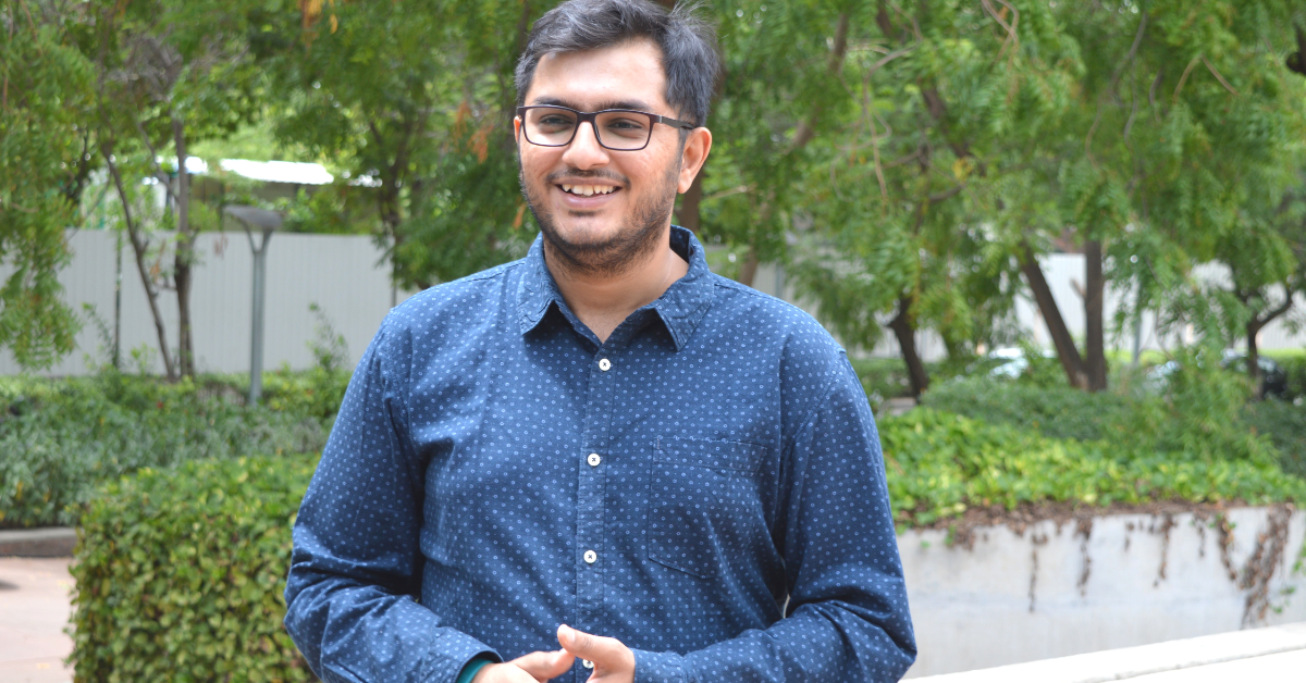 IIM Grad's Brilliant Idea Lets People Donate Time to Hear Out Someone's Problems!
