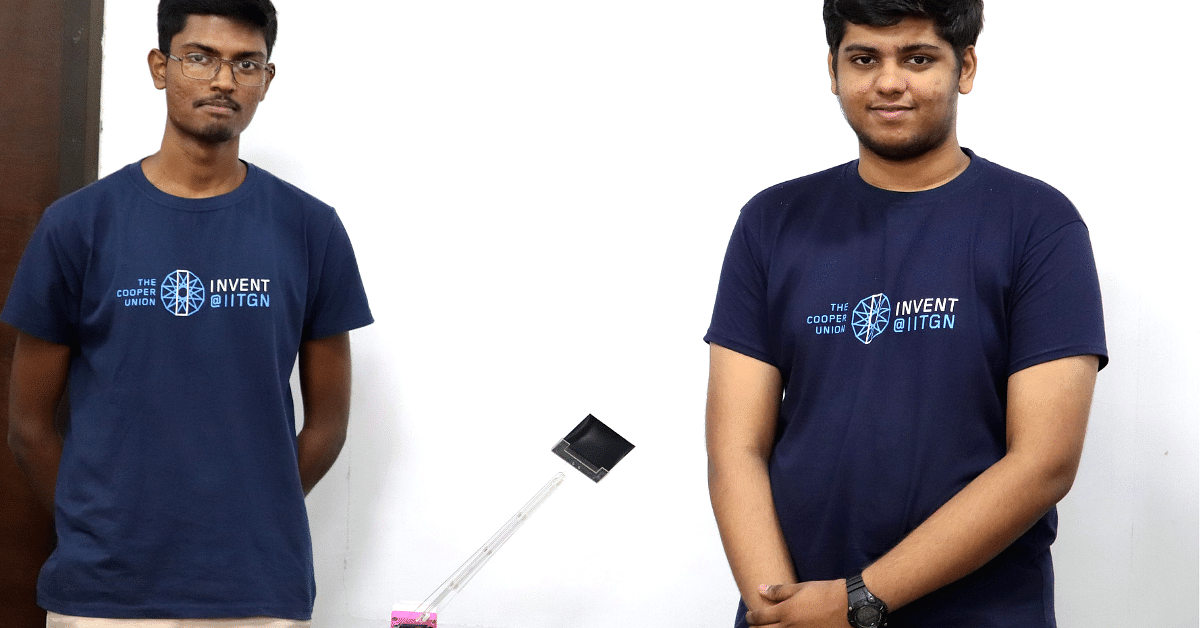 IIT Students Invent 'Smart Sun Visor' To Help Block Out the Brightest Glares!