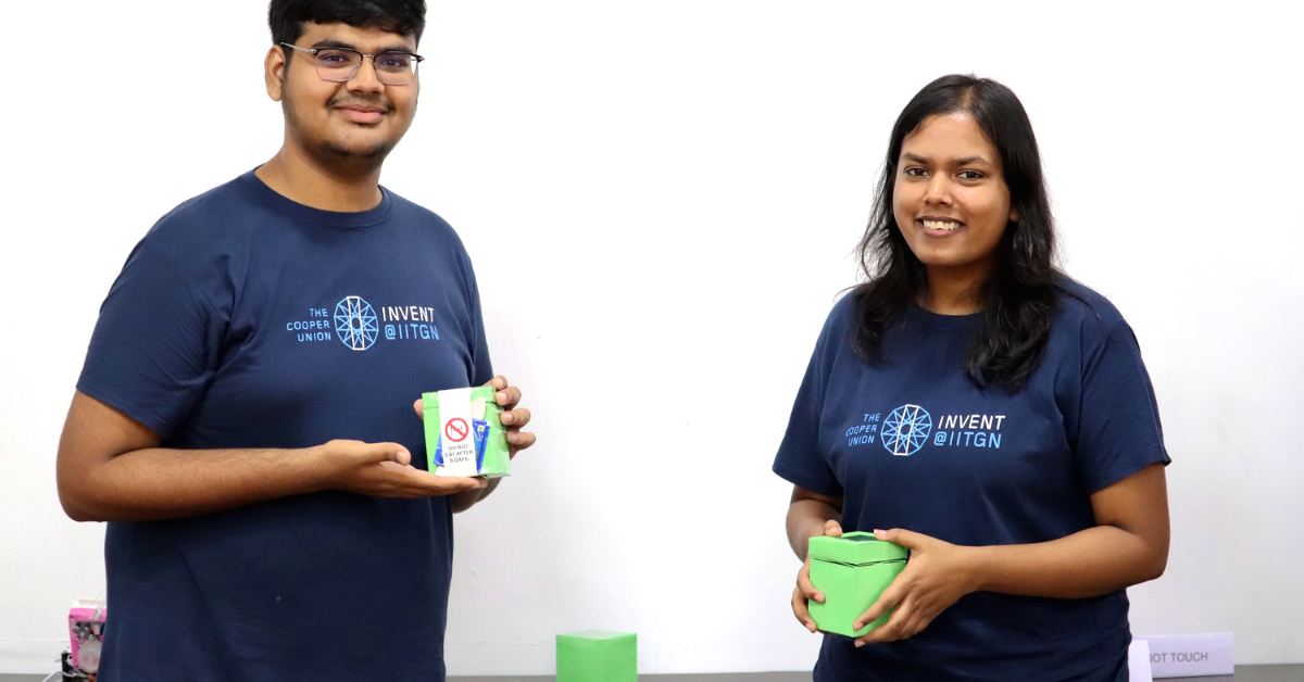 IIT Students Create Rs 40 Food Aid Packet For Disaster Relief That 'Grows' With Time!