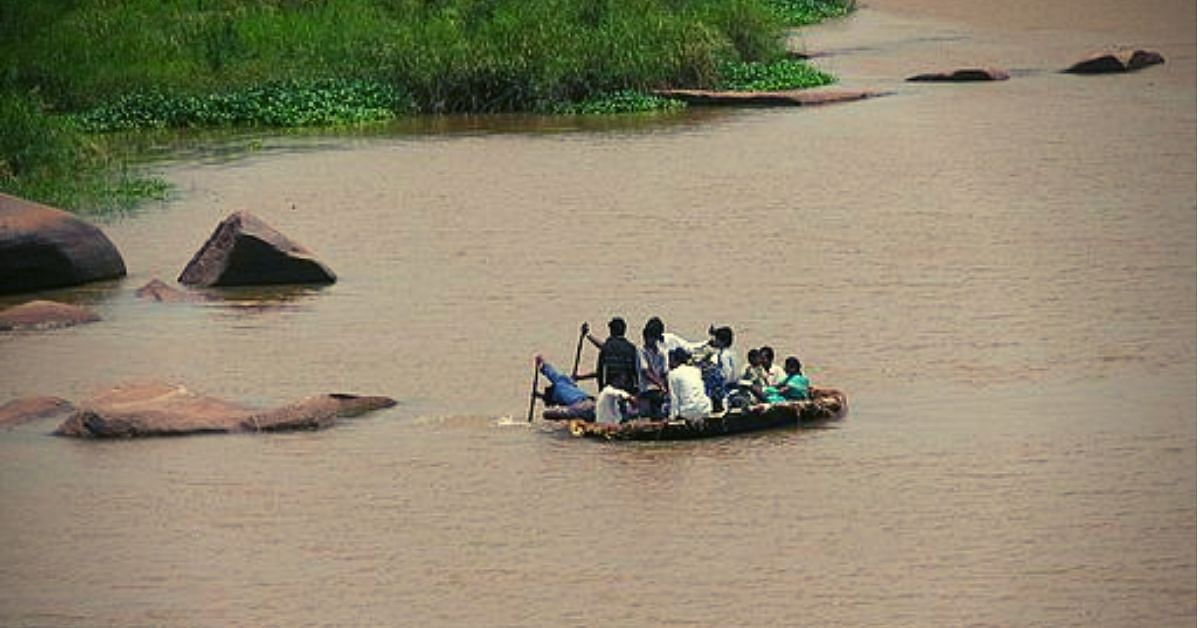 This 55-YO Fisherman Risked His Life to Save 500 in Flood-Hit Sangli!