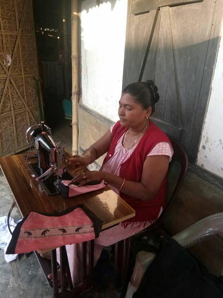 Livelihood opportunities for local women. (Source: Facebook)