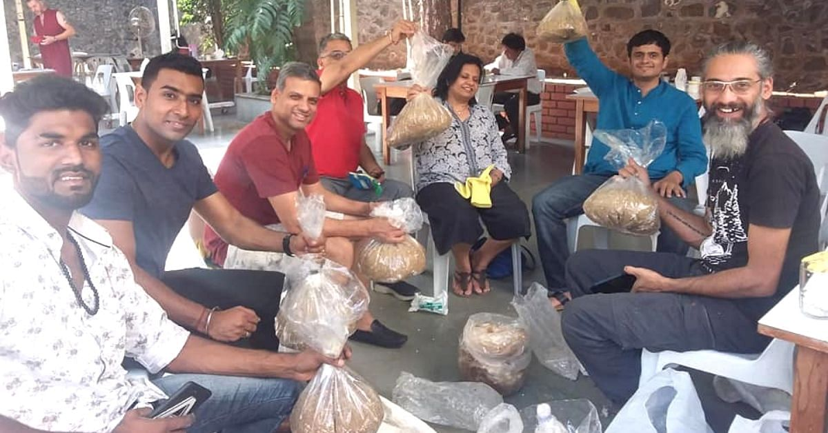 Mumbai, This Expert Will Get You Growing Delicious Oyster Mushrooms in Just 6 Hrs