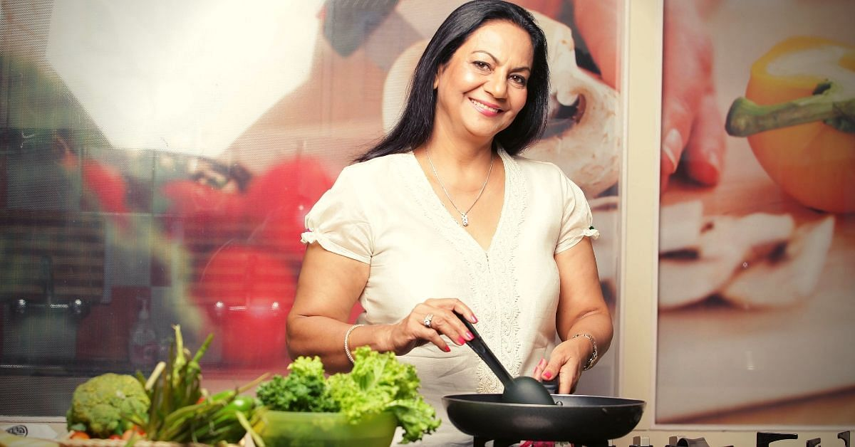 Recipe For Success: How a Delhi Homemaker Built a Culinary Empire That's Worth Crores Today!