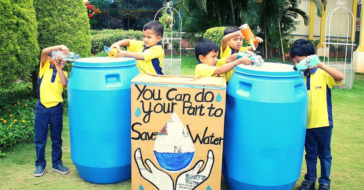 Rainwater Harvesting Helps Bengaluru School Save 50 Lakh Litres of Water/Year!