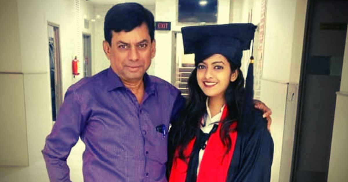 'My Father is My Junior in College': This Daughter's Viral Post is a Must Read!