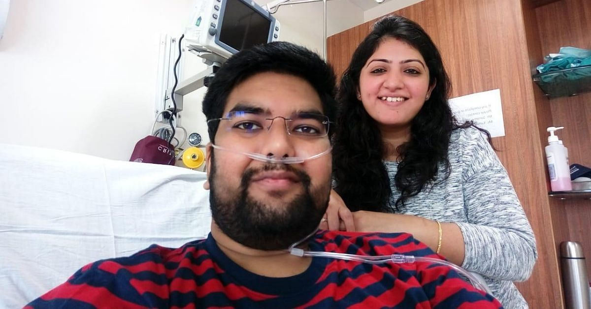 After Husband's Death From Cancer, Wife Helps 15000 People Fight the Deadly Disease!