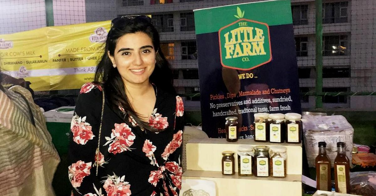 No Additives, 100% Organic: Delhi Girl's Love of Pickles Empowers Women!