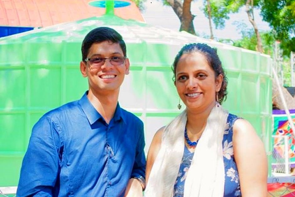 Chennai Duo Stop 5000+ Tonnes of Waste From Reaching Landfills, Help Poor Farmers!