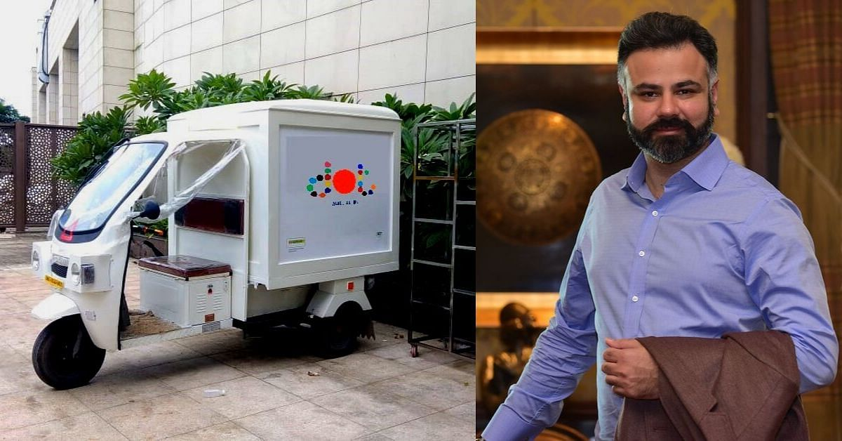 Gurugram Startup's Fleet is making the Last-Mile of your Deliveries fully Green!