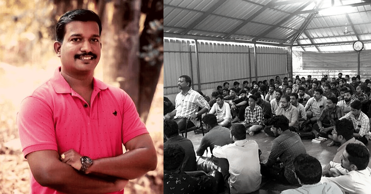 Kerala Govt Employee Gives Free Coaching To 1000s, Helps Them Pass State Exams!