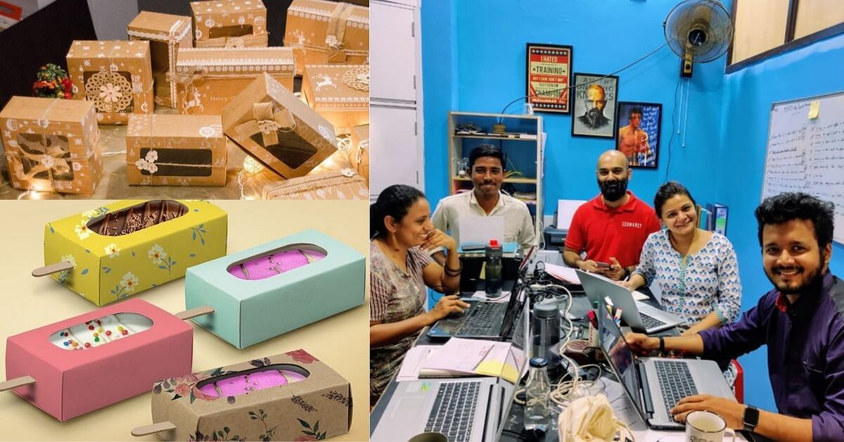 Dump Plastic & Turn Your Packaging Sustainable, Thanks to This Bengaluru Startup!