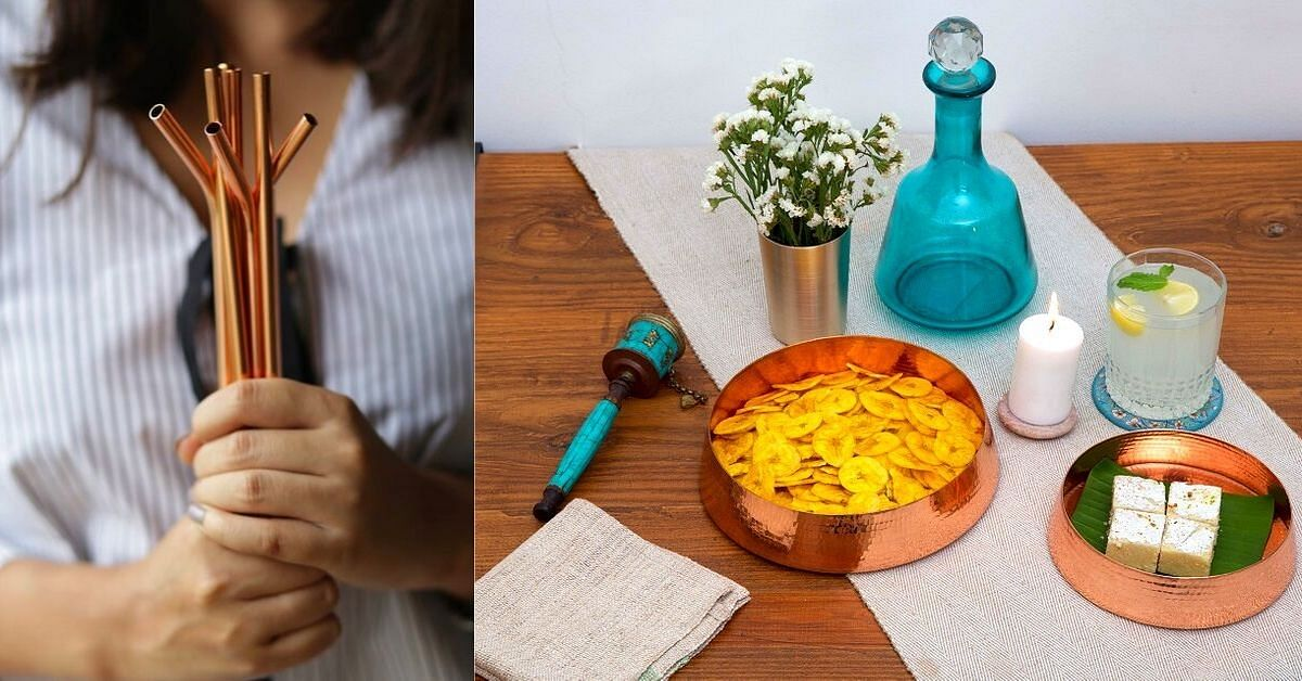 Cutlery to Decor, This Pune Studio's Hand-Crafted Copperware is a Must Have!