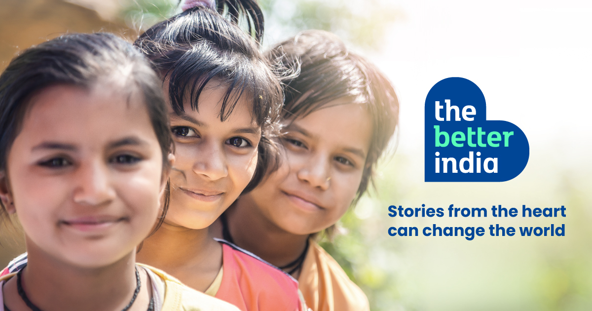 The Better India Positive News Happy Stories Unsung Heroes