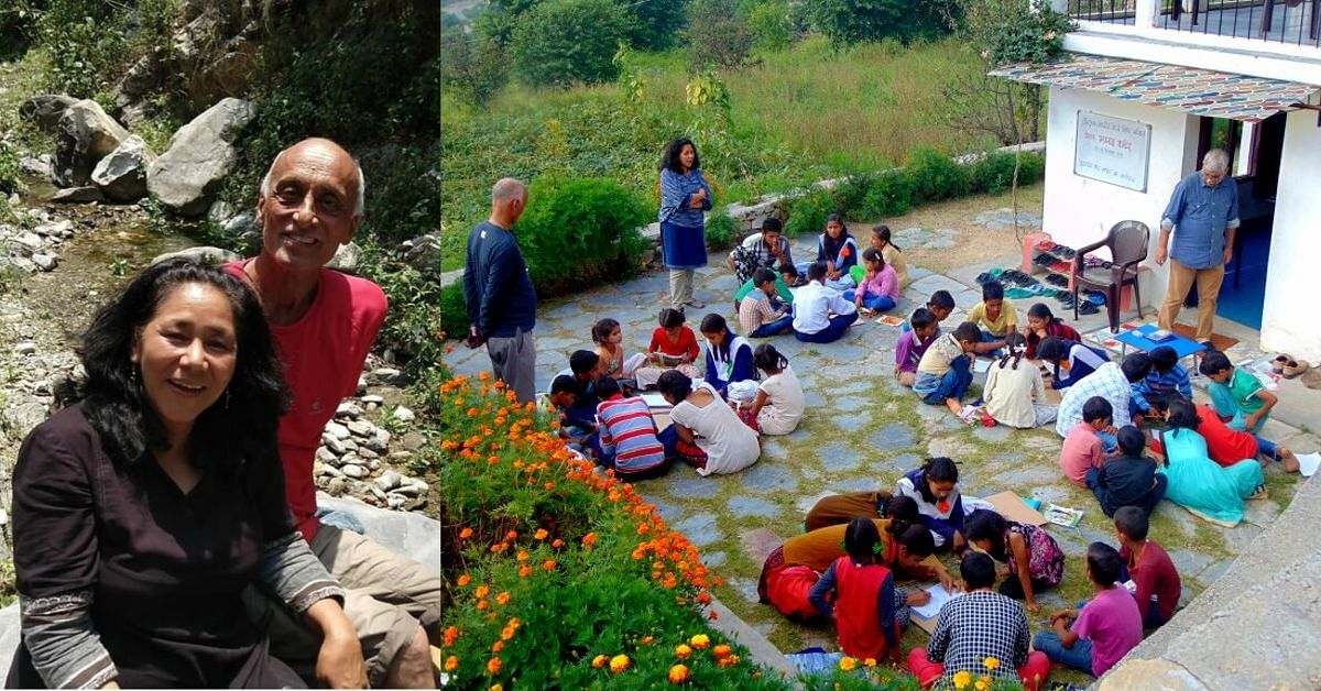 How a Couple Ignited a Literary Revolution In a Remote Uttarakhand Village!