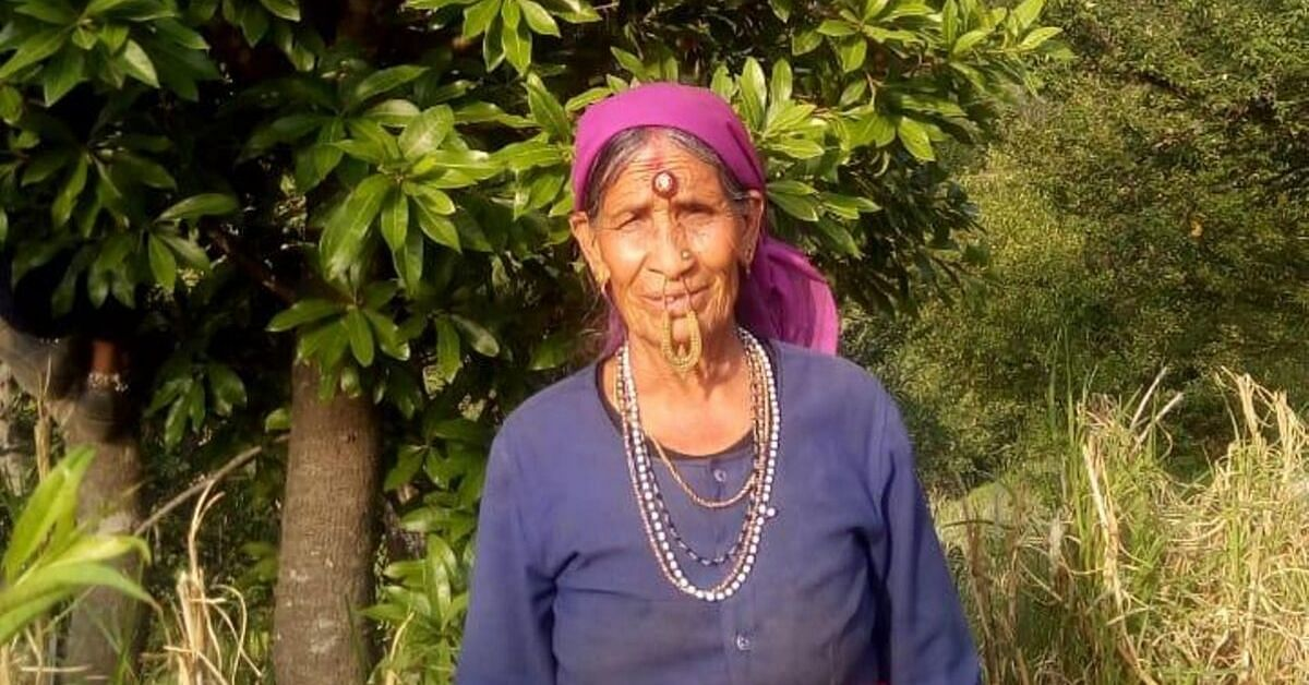 76-YO Gritty Garhwali Woman Who Planted A Forest & Saved Her Village!