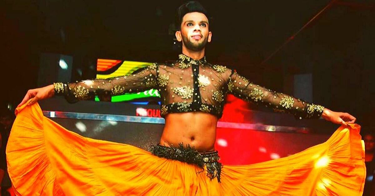 'I Choose To Be Me': Meet Eshan Hilal, A Belly Dancer Unlike Any Other You've Seen