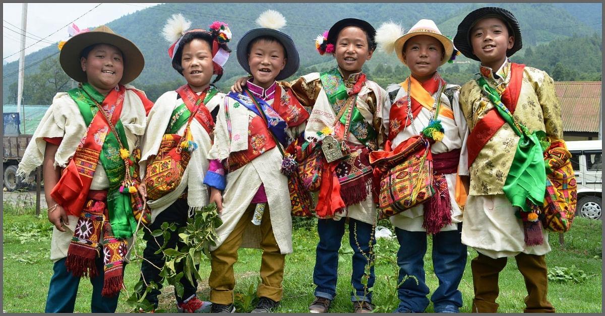 With Children's Books & Bamboo Mugs, Arunachal Village Preserves Ancient Wisdom