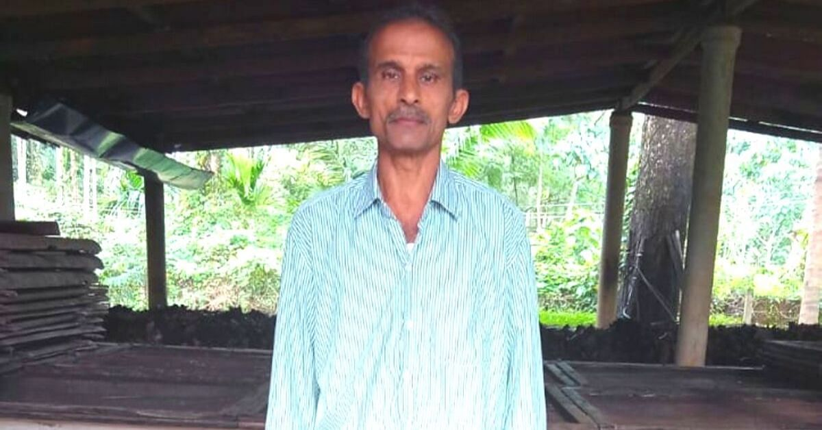 How an Organic Farmer Doubled His Farm Output, Saved Rs 4 Lakh/Year!