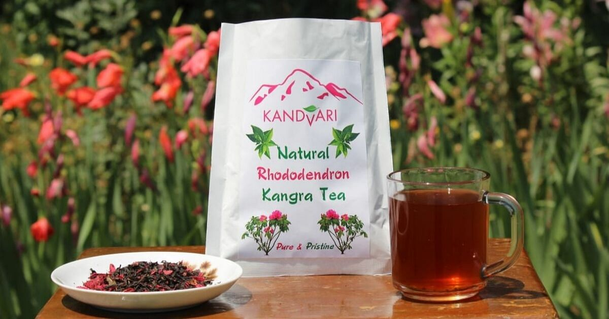 Packed with Antioxidants & Boosters, Jumpstart Your Day with This Rhododendron Tea