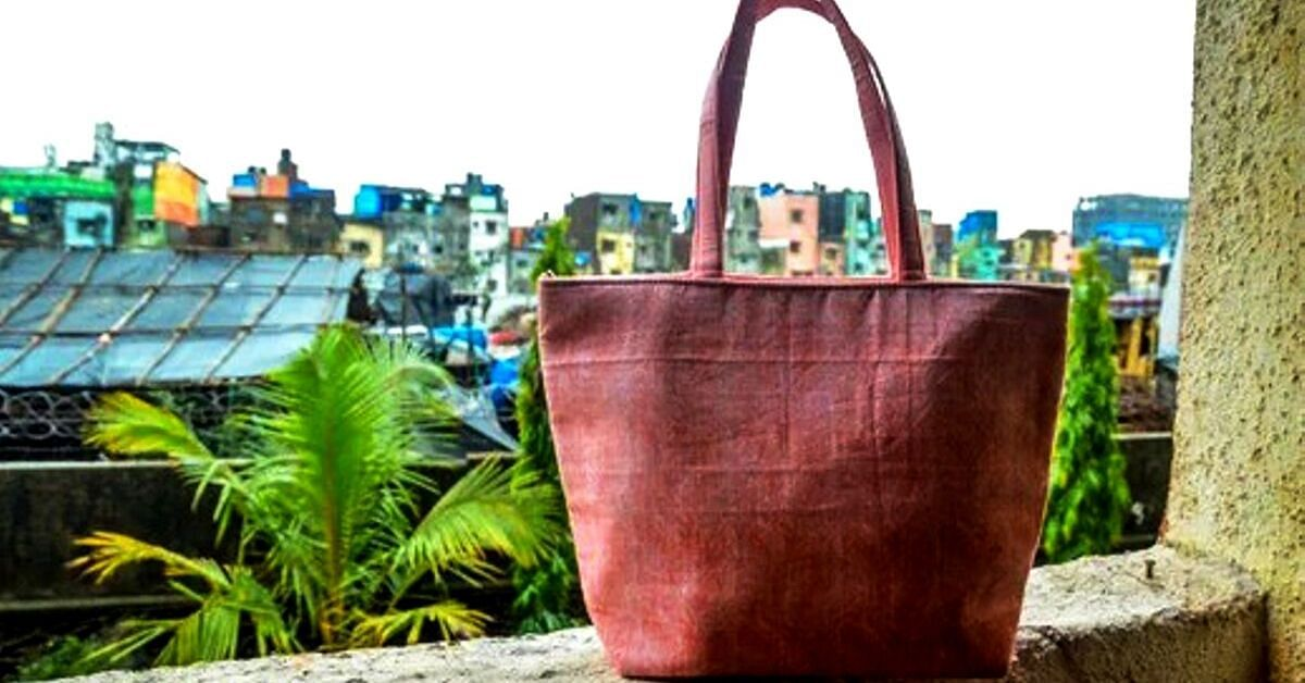Grab These Upcycled Pouches for Rs 300, and Transform the Lives of Mumbai Slum Women!