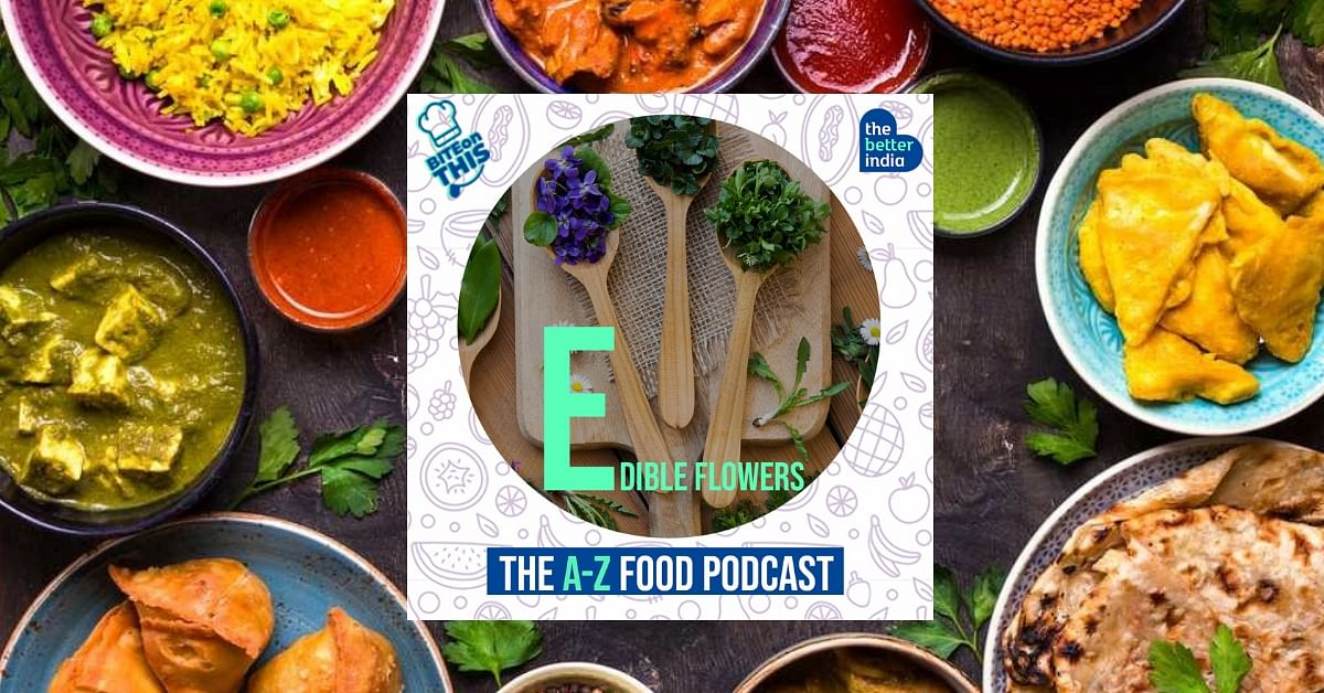 'Bite On This' Episode 5: How Many Flowers Should You Eat? Prepare to Be Surprised!