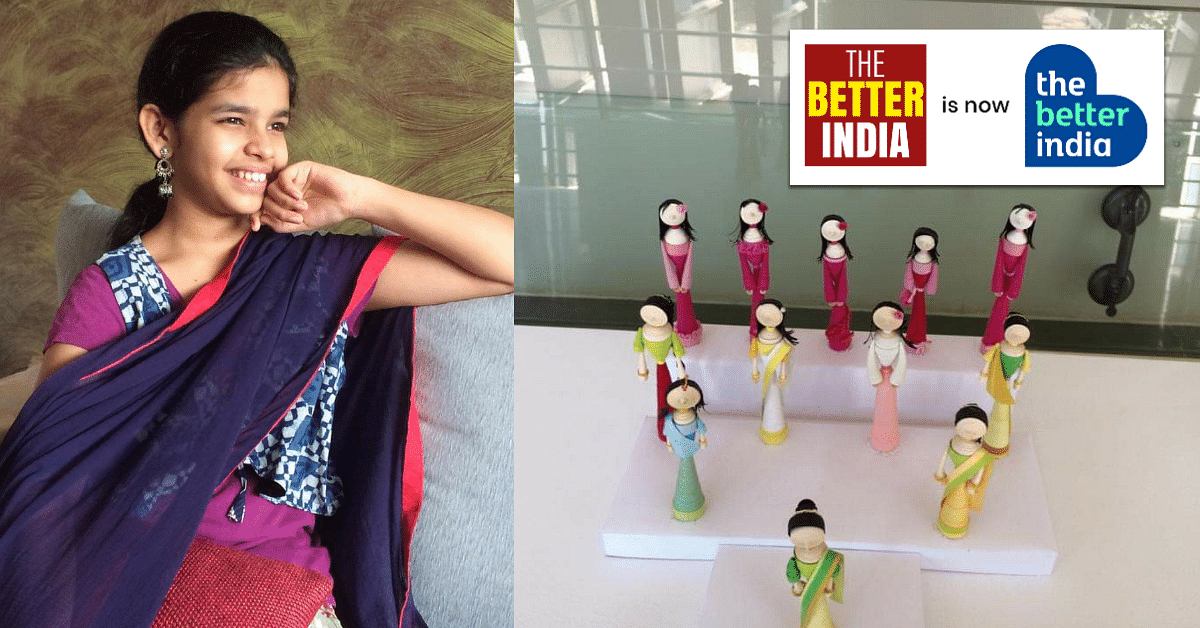 Cancer Patients to Street Kids: Mumbai Teen Sells Crafts, Raises Funds For Needy!
