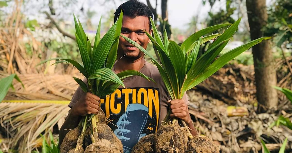 Dubai Techie Quits Job to Help 90 Cyclone-Affected Villages, Revives 564-Acre Lake